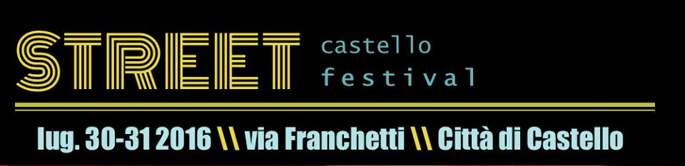 street castello festival