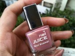 Nail Juice Nail Enamel in Tea, Review & Swatches