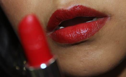 Maybelline Colorsensational Fatal Red Lipstick