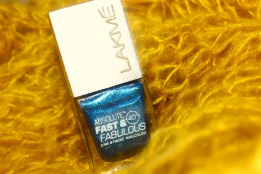 Lakme Absolute Nail Paint Swatches