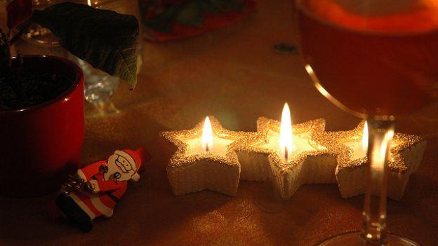 candele+natalizie