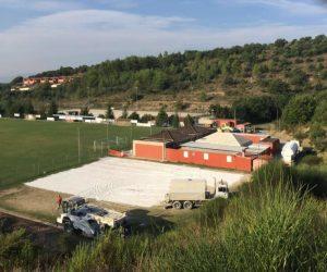 campi sintetico ellera calcio