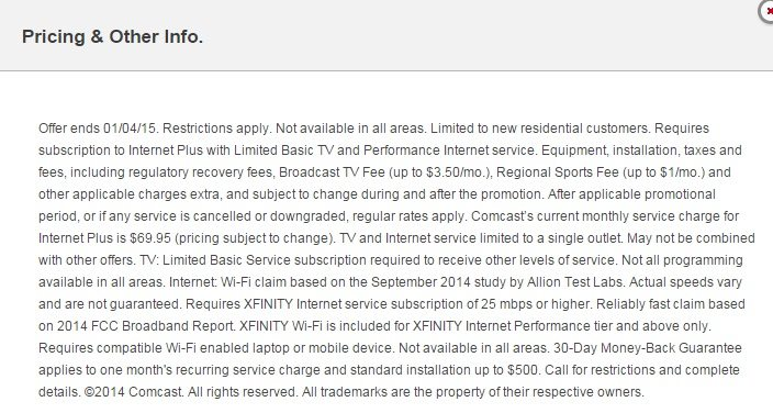 Is it possible to cancel my Comcast digital cable service online?