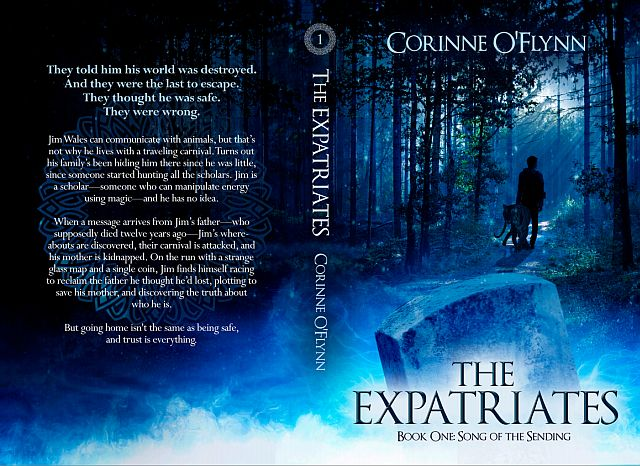 the expatriates full cover