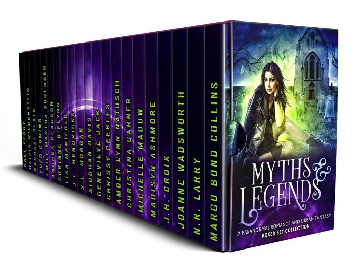 Myths and Legends Boxed Set
