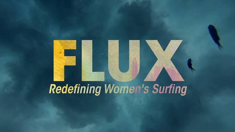 Flux image redefining surfing