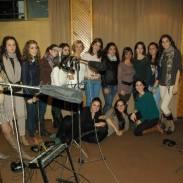 estudios la moyareja sevilla - grabacion disco navidad rociera - coro rociero de la borriquita montoro (7)