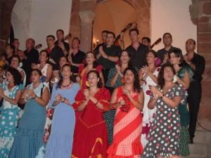 2003 Coro Rociero La Borriquita Montoro