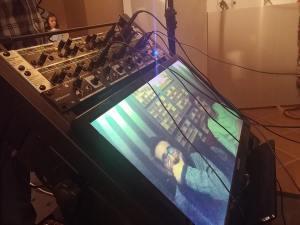 grabacion estudios mrs martin recording studios los palacios sevilla - disco siguiendo una estrella volumen 2 - sonografic - coro rociero de la borriquita montor (6)