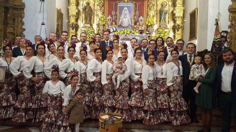 Misa fundacional Hermandad del Rocío de Montoro