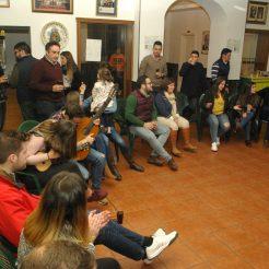 xv aniversario coro rociero borriquita virgen de la cabeza cerro del cabezo peregrinación (10)