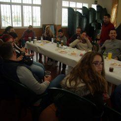 xv aniversario coro rociero borriquita virgen de la cabeza cerro del cabezo peregrinación (14)