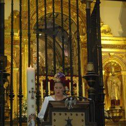 xv aniversario coro rociero borriquita virgen de la cabeza cerro del cabezo peregrinación (31)