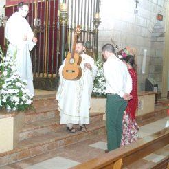 xv aniversario coro rociero borriquita virgen de la cabeza cerro del cabezo peregrinación (37)