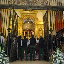 xv aniversario coro rociero borriquita virgen de la cabeza cerro del cabezo peregrinación (43)