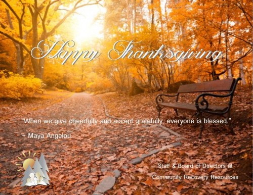 Divine No Comments Yet Thanksgiving Community Recovery Resources Happy Thanksgiving Wishes Everyone On Facebook