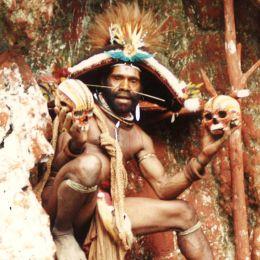 Qui è ancora l'alba dell'uomo  Misteri di Papua Nuova Guinea