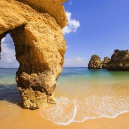 Algarve, surf e sardine
