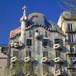 Cartoline da Barcellona