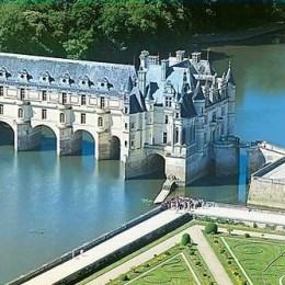 Loira, romantici castelli