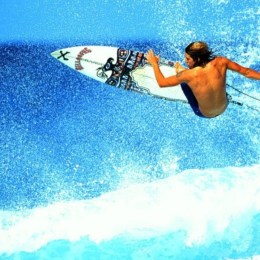 Il surf di Fernando
