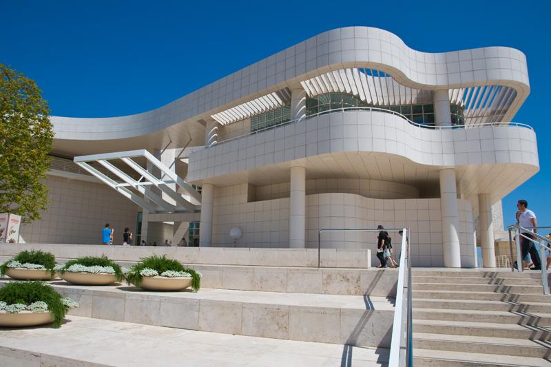 I viaggi di corrado ruggeri la il mito americano for Richard meier architetto