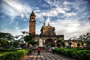 manila_cathedral_in_hdr