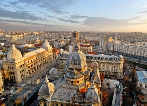 bucharest-Skyline