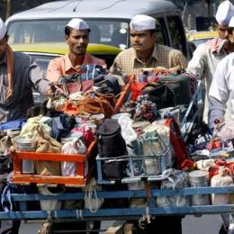 Fantastica India dei miracoli  I dabbawalla di Mumbai