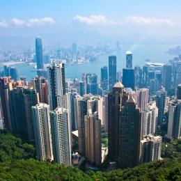 Hong Kong en Septiembre.