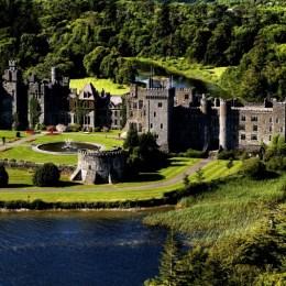 L'Irlanda del nord  fra castelli, oceano e golf