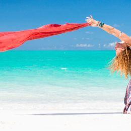 Treasure cay, Bahamas  una piccola isola del tesoro