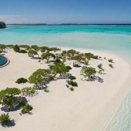 Tetiaroa, sull'isola di Marlon,  il resort iperstellato The Brando
