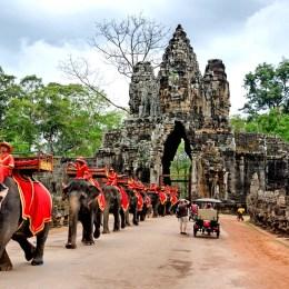 La Cambogia che incanta,  dalle isole ai templi