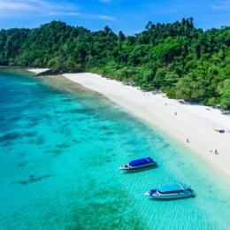 Alla scoperta delle Mergui,  isole tesoro del Myanmar