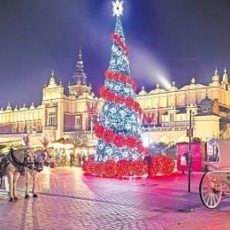 Cracovia, la città di GPII