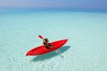 Maldive, fuga dalla realtà