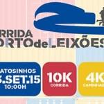 Oferta de 5 inscrições para a Corrida Porto de Leixões