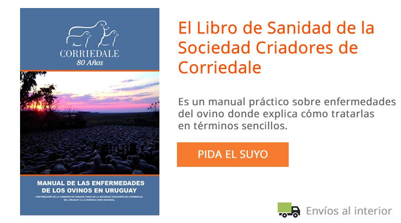 Libro de Sanidad de la Sociedad Criadores de Corriedale