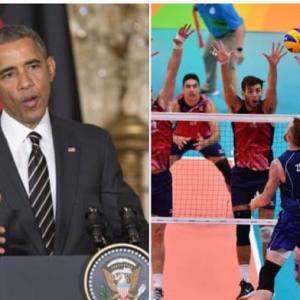 obama bombe pearl harbor olimpiadi volley
