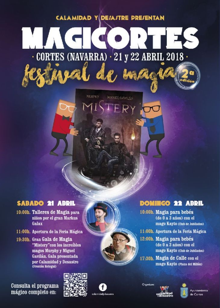 Flyer Magicortes 2018