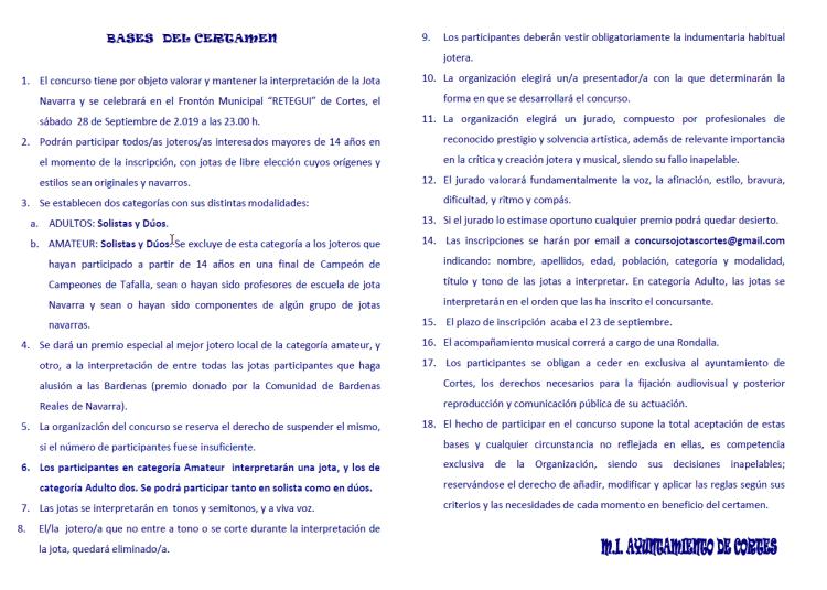 BASES XVII CERTAMEN JOTA NAVARRA VILLA DE CORTES2.pdf - Adobe Acrobat Reader DC