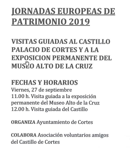 2019-09-26 12_42_47-JORNADAS EUROPEAS DE PATRIMONIO 2019.pdf - Foxit Reader