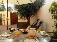 Desayuno en Aloe