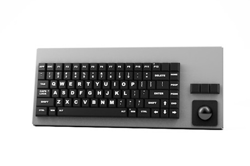 Model 80 Keyboard with Pointing Device