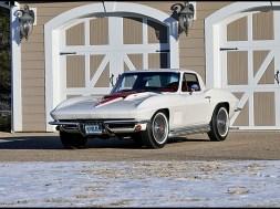 Unbelievable Story of a Secret 1967 Corvette Stingray!