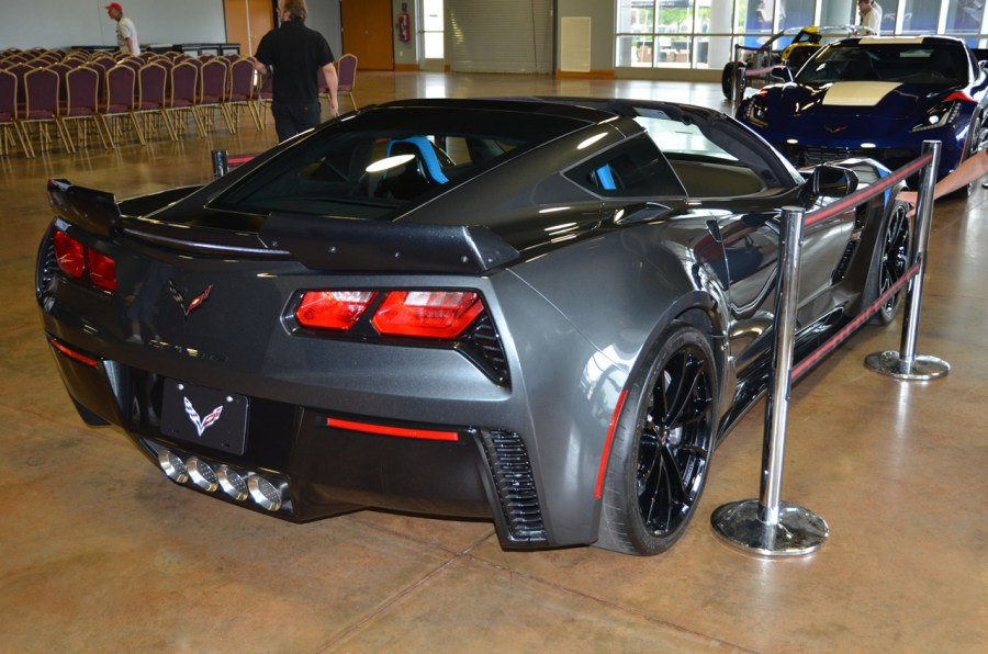 2017 Corvette Grand Sport Z25 Collector Edition