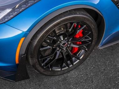 2016 Corvette Z06 Michelin Tire