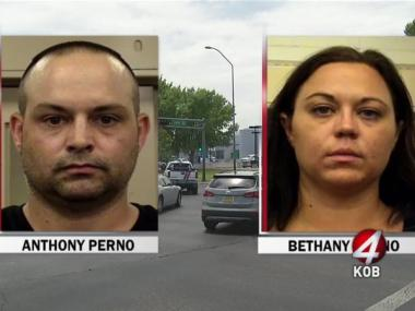 Couple steals Corvette from dealership with bad check