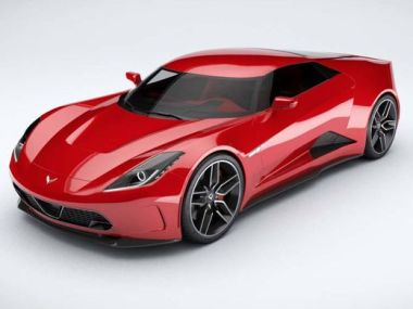 """Mid Engine Corvette Code Named """"Emperor"""" to Bow as a 2019 Model"""